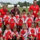 Youth Gaelic Football Session In Riverside South
