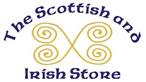 THE SCOTTISH & IRISH STORE Logo