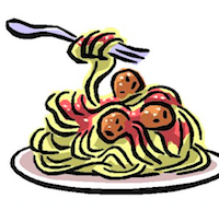 Annual Spaghetti Fundraiser Dinner  – May 6th, 2017