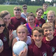 Gaelic Season Begins With Fun-4-All Youth Program